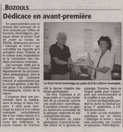 Presse bozouls1