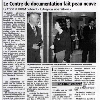 Presse cddp1
